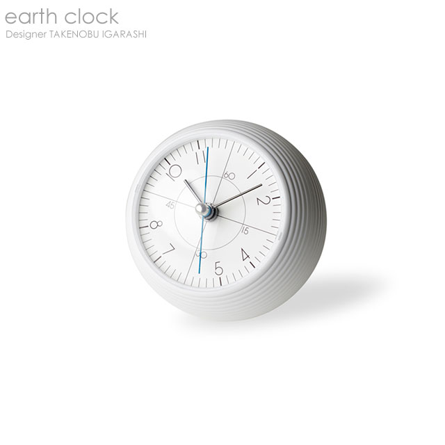 【2019正規激安】 earth clock ホワイト earth clock ホワイト 置き時計【送料無料】, セブンヘブンストア:2dc5e2a4 --- onlinegamefan.xyz