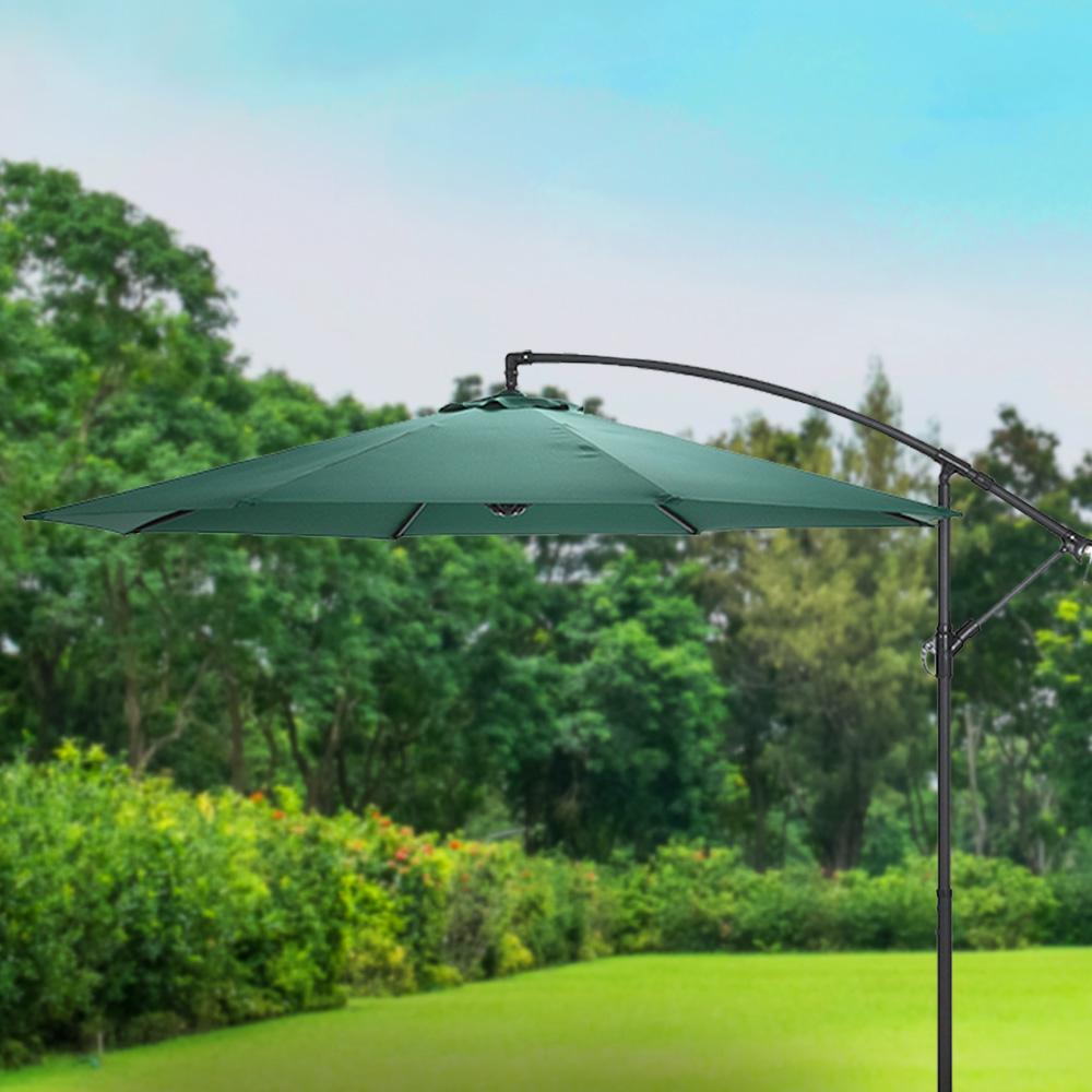 代金引換不可 ハンギングパラソル 3m|単品 ベース別売 撥水 パラソル オーニング 300cm 日よけ おしゃれ 北欧風 行楽 庭 テラス 傘 カサ 日除け ガーデニングパラソル ガーデンパラソル ガーデン ハンギング アウトドア ガーデニング ベランダ バルコニー ひよけ