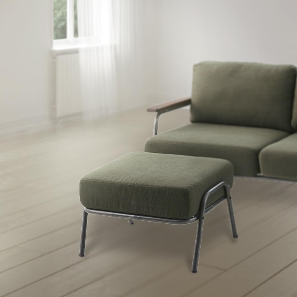 代金引換不可 オットマン|スツール 足置き ソファ ソファチェアー 椅子 北欧