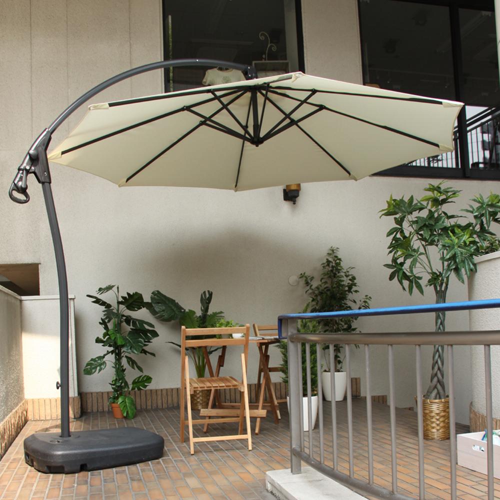 ハンギングパラソル|ガーデンパラソル 日よけ 日除け 折りたたみ UVカット パラソル ガーデン 日差し UV 屋外 庭 大きい オーニング シェード ベランダ テラス おしゃれ カフェ プール インテリア 日除けシェード 日よけシェード ハンギング 遮光 アウトドア イベント