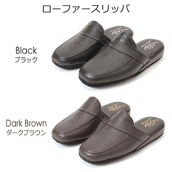 CRB Italian leather slippers [men gap Dis high-quality Italian hide tanning  genuine leather Father's Day gift present]