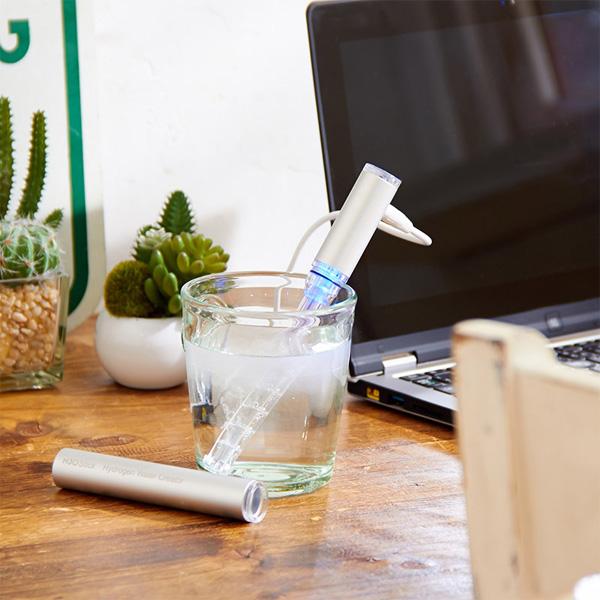 【総額12000円から使える10%OFFクーポン】 【送料無料】 スティック型水素水生成器 (zacca)