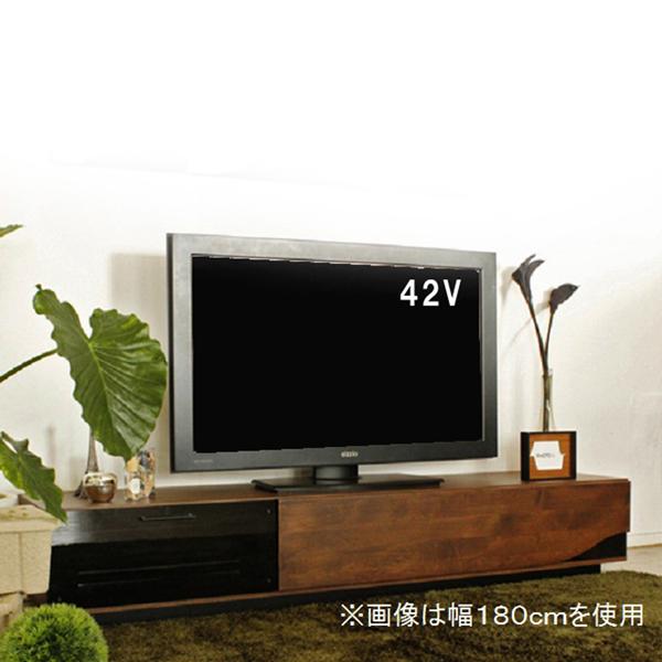 【送料無料】 テレビ台 ローボード 国産 完成品 テレビボード テレビラック 日本製 大型テレビ台 (幅180cm)【直送】