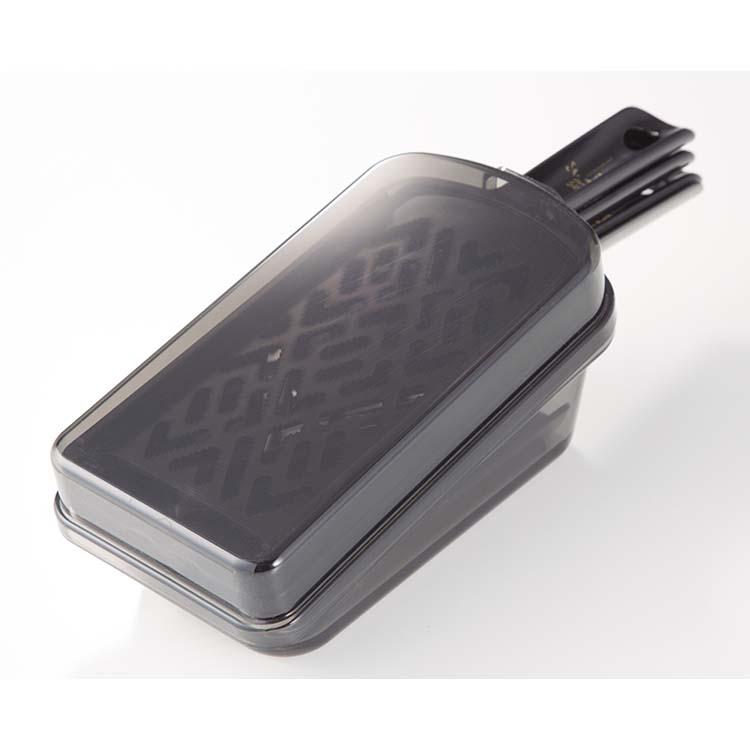 大幅にプライスダウン おろし器 スライサー 新入荷 流行 せん切り器 受け皿 指ガード 下ごしらえ 便利? 貝印 お取り寄せ可能 レギュラー KAI DH3333 ガード付き 調理器セット 関孫六