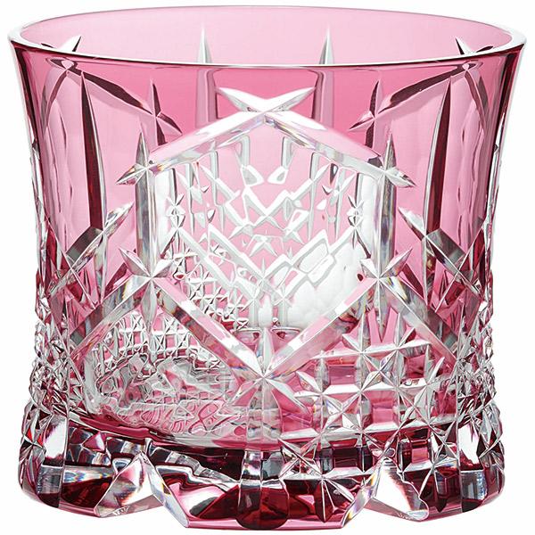 【東洋佐々木ガラス】【お取り寄せ可能】 オンザロックグラス 八千代切子 (月華) 日本製 270ml LS19761SAU-C742 【送料無料】