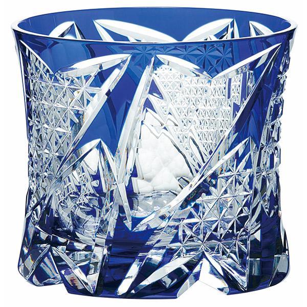 【東洋佐々木ガラス】【お取り寄せ可能】 オンザロックグラス 八千代切子 (光華) 日本製 270ml LS19761SULM-C741