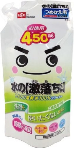 【LEC】水の激落ちくんつめかえ用450ml(S-548) 業務用