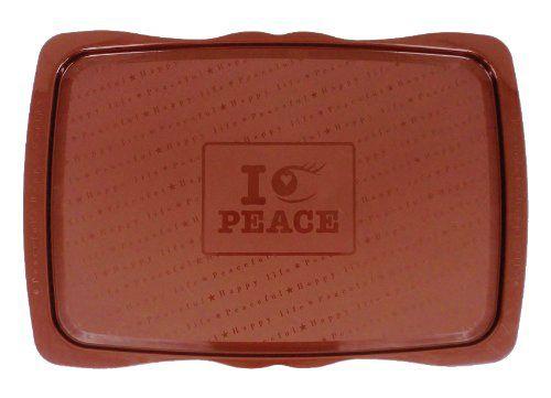 即納送料無料! 最短即日発送可 インテリア 雑貨小物 その他 マハロカンパニー チョコ 上蓋トレー 市場 パレット 34.2×51.2×1.8cm