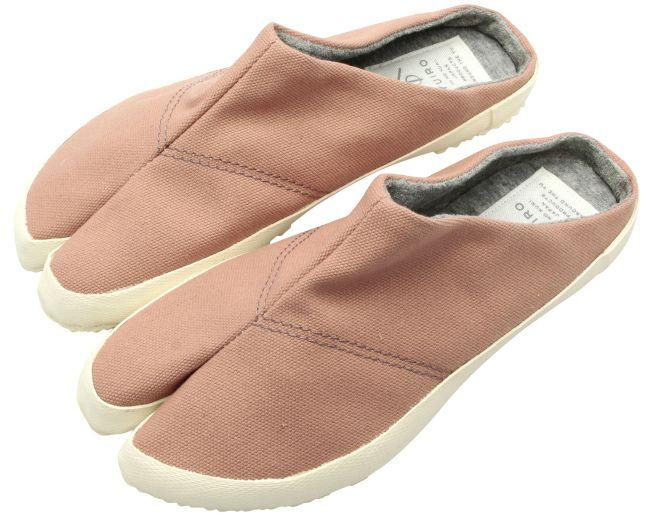 【YUIRO】 靴 温泉 たび 梅 M(24cm) 【送料無料】
