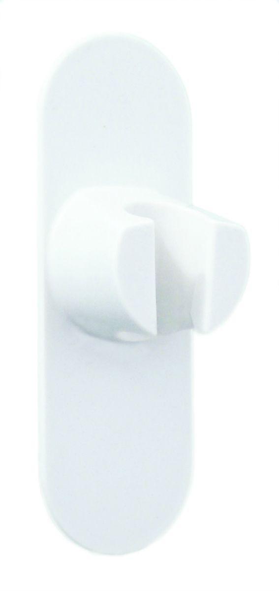 【東和産業】磁着 マグネット シャワーホルダー ホワイト (耐荷重1.5kg)