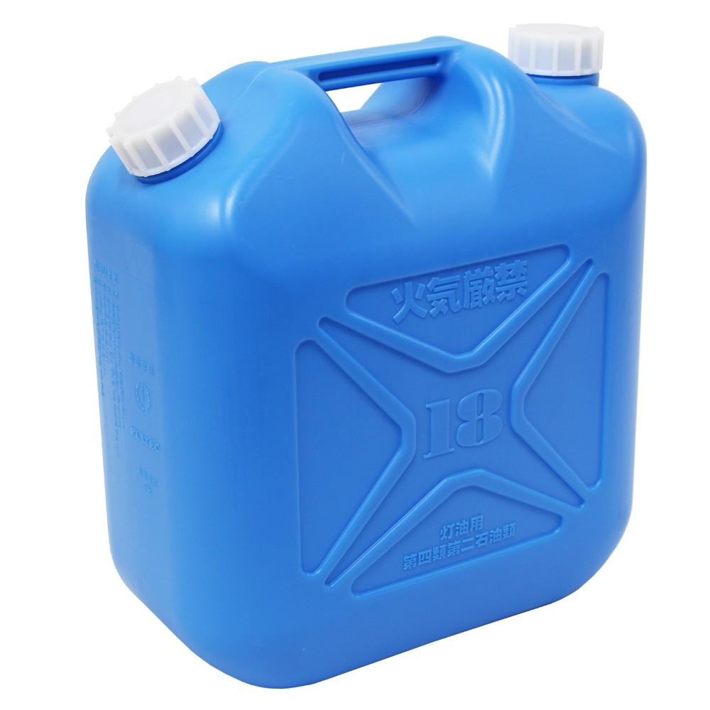 日本限定 季節 NEW売り切れる前に☆ 冬物 灯油缶 プラテック 18L