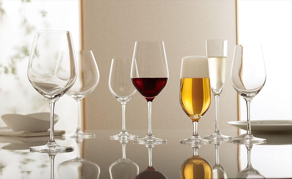 ワイングラス ディアマン 255ml 24個セット ケース販売 (RN-11237CS-1ct)
