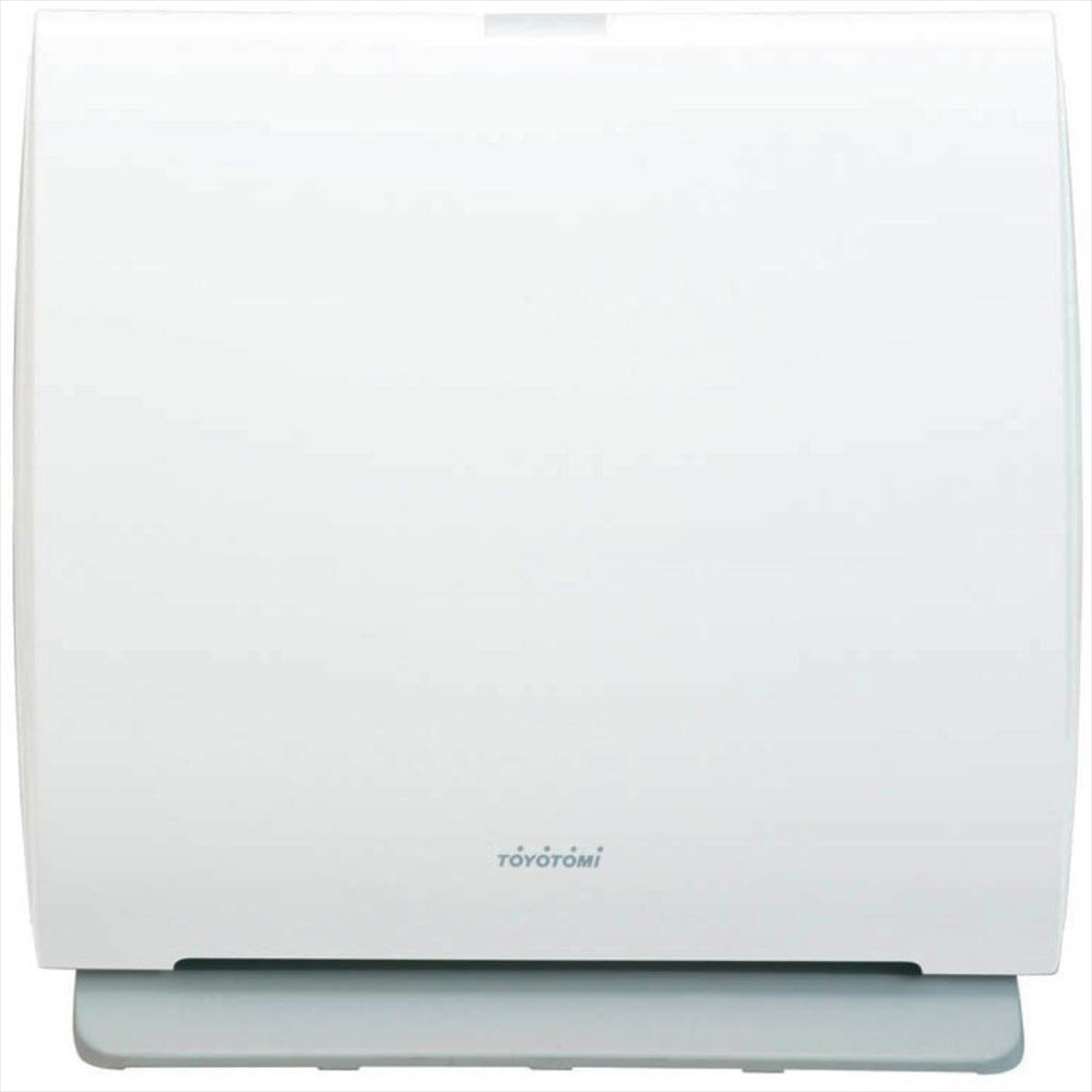 【トヨトミ】空気清浄機 「~10畳」 【PM2.5対応】 ブリリアントホワイト AC-V20D(W) 【送料無料】