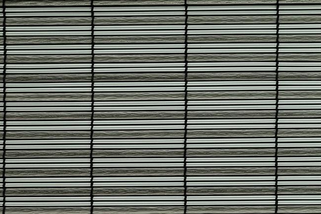 【お取り寄せ可能】【ワタナベ工業】アルミ配合 省エネすだれ コバルト 88×180cm シルバー / ブラック 949192