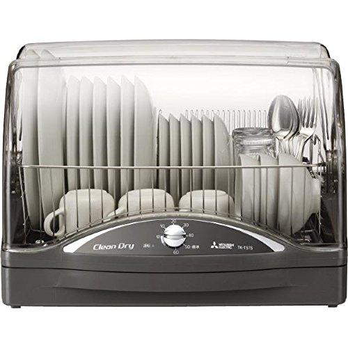 【三菱電機】食器乾燥器 ウォームグレーMITSUBISHI TK-TS7S-H 【送料無料】