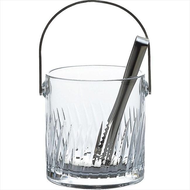 【お取り寄せ可能】【東洋佐々木ガラス】アイスペール フェザー 氷入 日本製 18セット (ケース販売) 食洗機対応 (56776N-2) 【送料無料】
