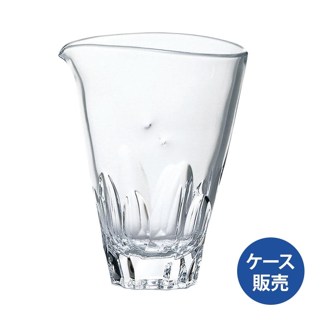 【お取り寄せ可能】【東洋佐々木ガラス】カラフェ えくぼ 水割り 375ml 24個セット ケース販売 (P-33601-JAN-1ct) 【送料無料】