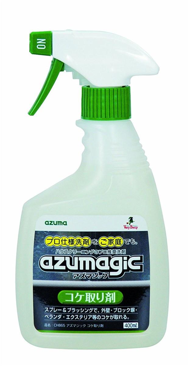 清掃用品 消耗 洗剤 タイムセール 現品 アズマ工業 CH865 アズマジック コケ取り剤