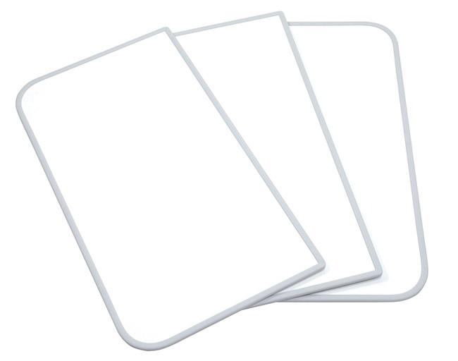 【ケィ・マック】風呂ふた 抗菌タイプ 組み合わせ式風呂ふた センセーション(3枚割) 75×120cm ホワイト 【送料無料】