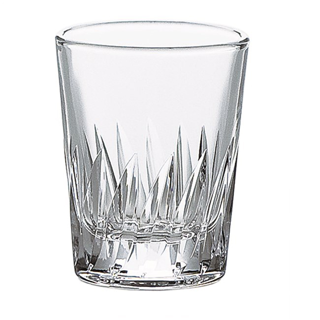 【お取り寄せ可能】【東洋佐々木ガラス】ショットグラス ナック・フェザーHS 日本製 144セット (ケース販売) 食洗機対応 60ml (P-01105-2) 【送料無料】