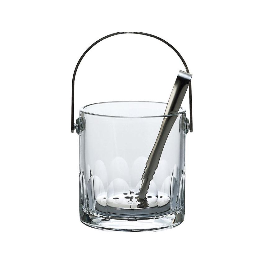 【お取り寄せ可能】【東洋佐々木ガラス】アイスペール ラウト 氷入 日本製 18セット (ケース販売) 食洗機対応 (56776N-E102) 【送料無料】
