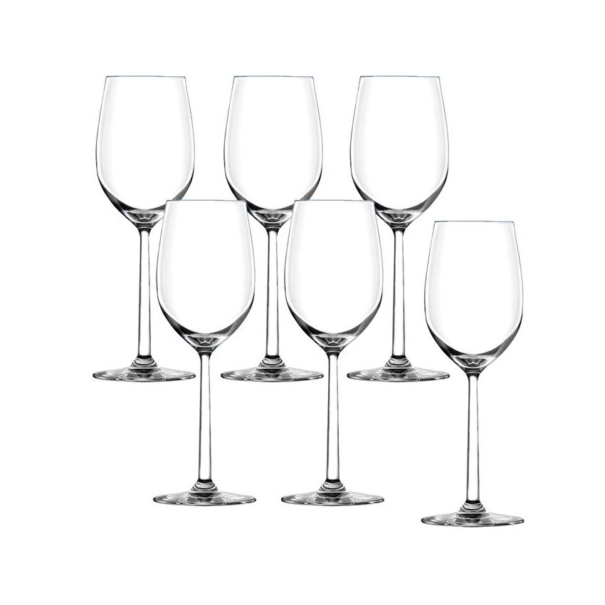 【お取り寄せ可能】【東洋佐々木ガラス】ワイングラス ヴェレゾン 白ワイン用 食洗機対応 405ml 6個セット -(RN-14236CS) 【送料無料】
