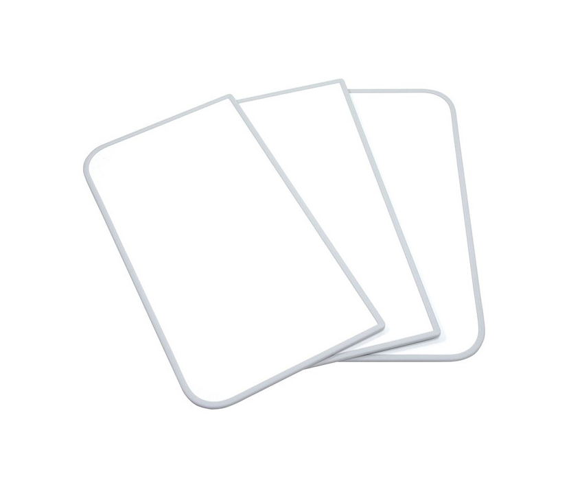 【ケィ・マック】風呂ふた 抗菌タイプ 組み合わせ式 センセーション(3枚割) 70×140cm ホワイト 【送料無料】