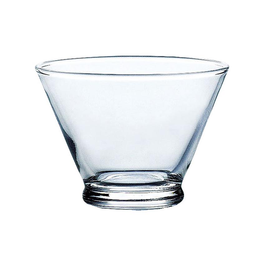 【お取り寄せ可能】【東洋佐々木ガラス】デザートボール 日本製 60セット (ケース販売) 食洗機対応 185ml (B-09106HS) 【送料無料】