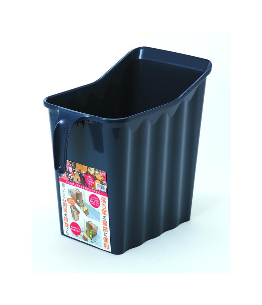 清掃 清掃用品 バケツ ペール くず入れ 国内正規品 サンコープラスチック ちりとり 家庭用 安い 激安 プチプラ 高品質 落ち葉サッサ B 業務用
