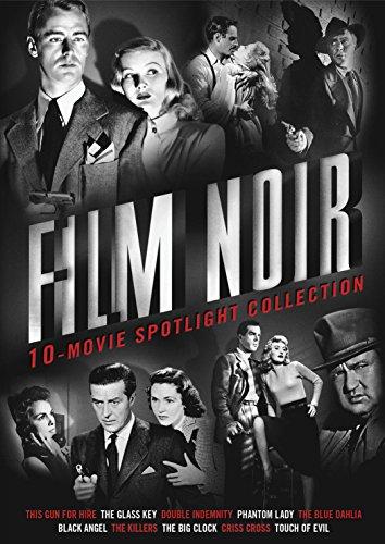 【送料無料】【FILM NOIR 10-MOVIE SPOTLIGHT COLLECTION】     b00munsv3s