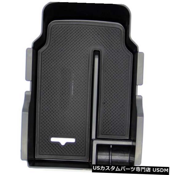 輸入カーパーツ シボレーキャプティバカースタイリングアクセサリー用カーブラックアームレストストレージボックスホルダー  Car Black Armrest Storage Box Holder For Chevrolet Captiva carstyling Accessories:WORLD倉庫 店