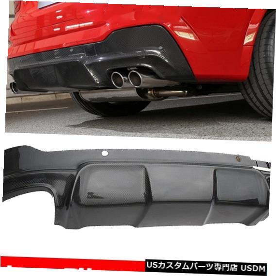 新発売の 輸入カーパーツ F26 F26 3Dスタイル車体キットカーボンファイバーリアバンパーリップスポイラーBMW X4シリーズMスポーツモデル2014アップ F26 3D Spoiler Style Car Body X4 Kit Carbon Fiber Rear Bumper Lip Spoiler For BMW X4 Series M-Sport Model 2014 Up, ムッシュマスノ アルパジョン:9b970237 --- agrohub.redlab.site