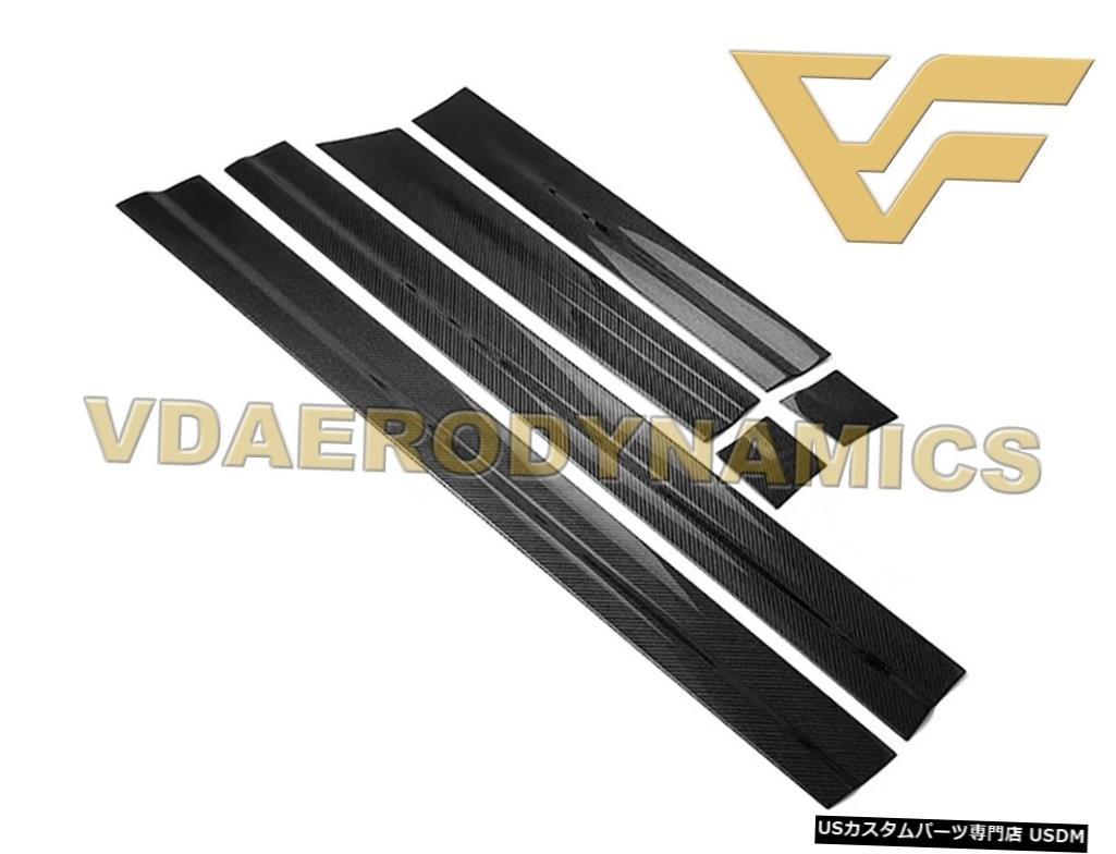 上質で快適 輸入カーパーツ 10-17 958 958.1 958.2ポルシェカイエンVADカーボンファイバードアパネルカバーに最適 Suitable For 10-17 958 958.1 958.2 Porsche Cayenne VAD Carbon Fiber Door Panel Cover, Studio Route134 6c6ba82d