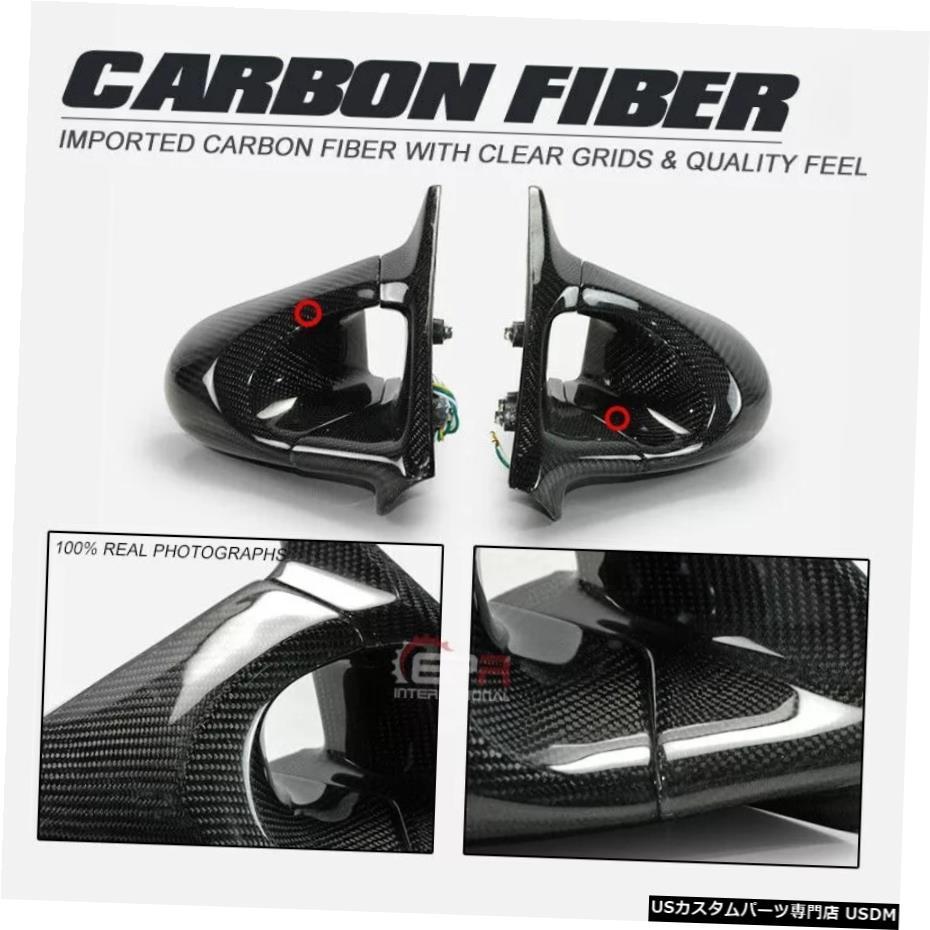 [宅送] 輸入カーパーツ Bodykits 日産シルビアS15用2本カーボンファイバーリアビューサイドエアロミラー(RHD)ミラーリアビューボディキットトリム For Nissan Mirrors Silvia S15 2pcs Carbon Carbon Fiber Rearview Side Aero Mirror (RHD) Mirrors Rear view Bodykits Trim, 越前町:df032e82 --- rednuncamais.online