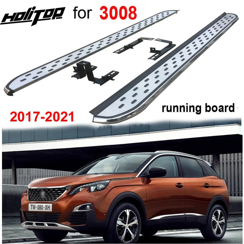 【送料無料キャンペーン?】 輸入カーパーツ ホットナーフバーフットボードサイドステッププジョーNEW3008 C 2017-2020の場合、最も人気のあるスタイル、非常に安定した品質として中国でホットセール hot nerf foot bar style,hot foot board side step For Peugeot NEW 3008 2017-2020,most popular style,hot sale in C, 良品特価 【モノイズム】:5e783b61 --- inglin-transporte.ch