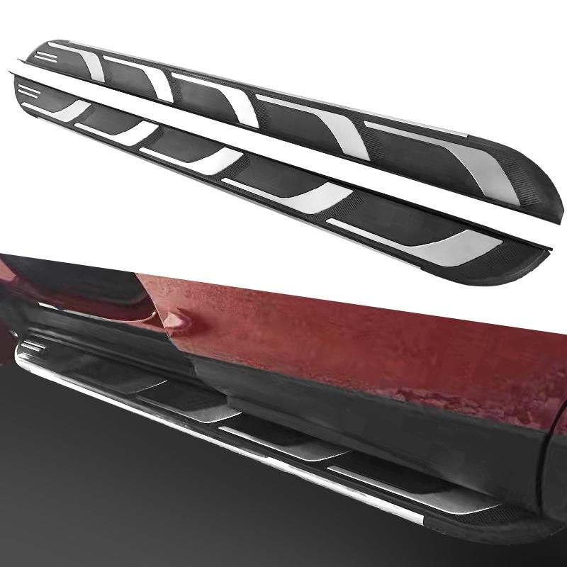 贈り物 輸入カーパーツ シボレーエクイノックス201820192020プラットフォームIboard用ランニングボードNerfBarサイドステップFIT Running Running Board 2020 Nerf Bar Side Step FIT FIT for Chevrolet Equinox 2018 2019 2020 Platform Iboard, シムススタイル:529127cd --- thegirlleadproject.org
