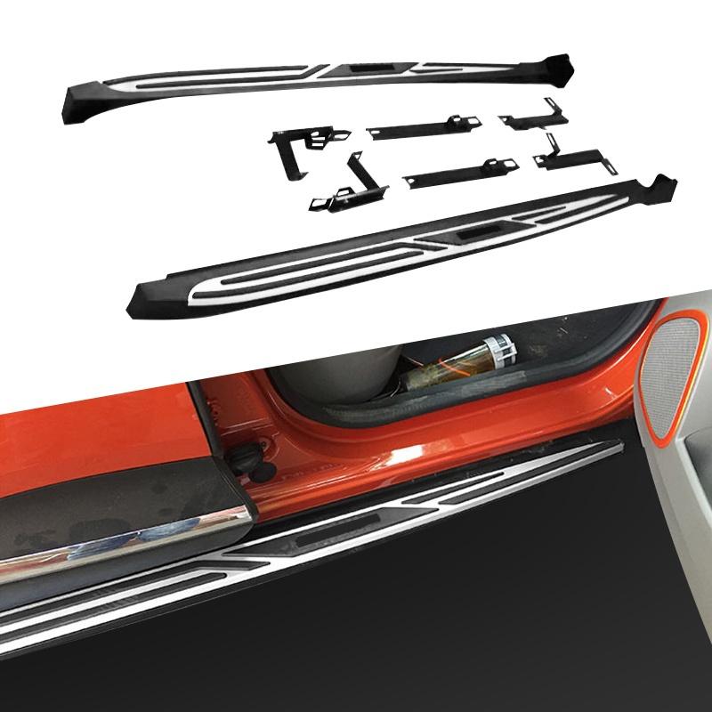 大人気 輸入カーパーツ 2 PCS Platform Iboard Nerf FIT Bar Platform 2 Side Step FIT for Renault Captur 2013-2020 Running Board 2 PCS Platform Iboard Nerf Bar Side Step FIT for Renault Captur 2013-2020 Running Board, 阿波郡:5811c083 --- santrasozluk.com