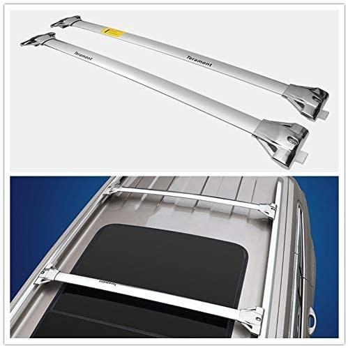 最高級のスーパー 輸入カーパーツ 2個VWに適合-フォルクスワーゲン-トゥアレグ-2010-2018ステンレス鋼クロスバークロスバールーフトップレールラックラゲッジカーゴキャリア Bars 2Pcs Fit for VW- for Volkswagen- Cross Touareg- 2010-2018 Stainless Steel Crossbars Cross Bars Roof Top Rail Rack Lugga, 新しいエルメス:fa9abf2e --- inglin-transporte.ch