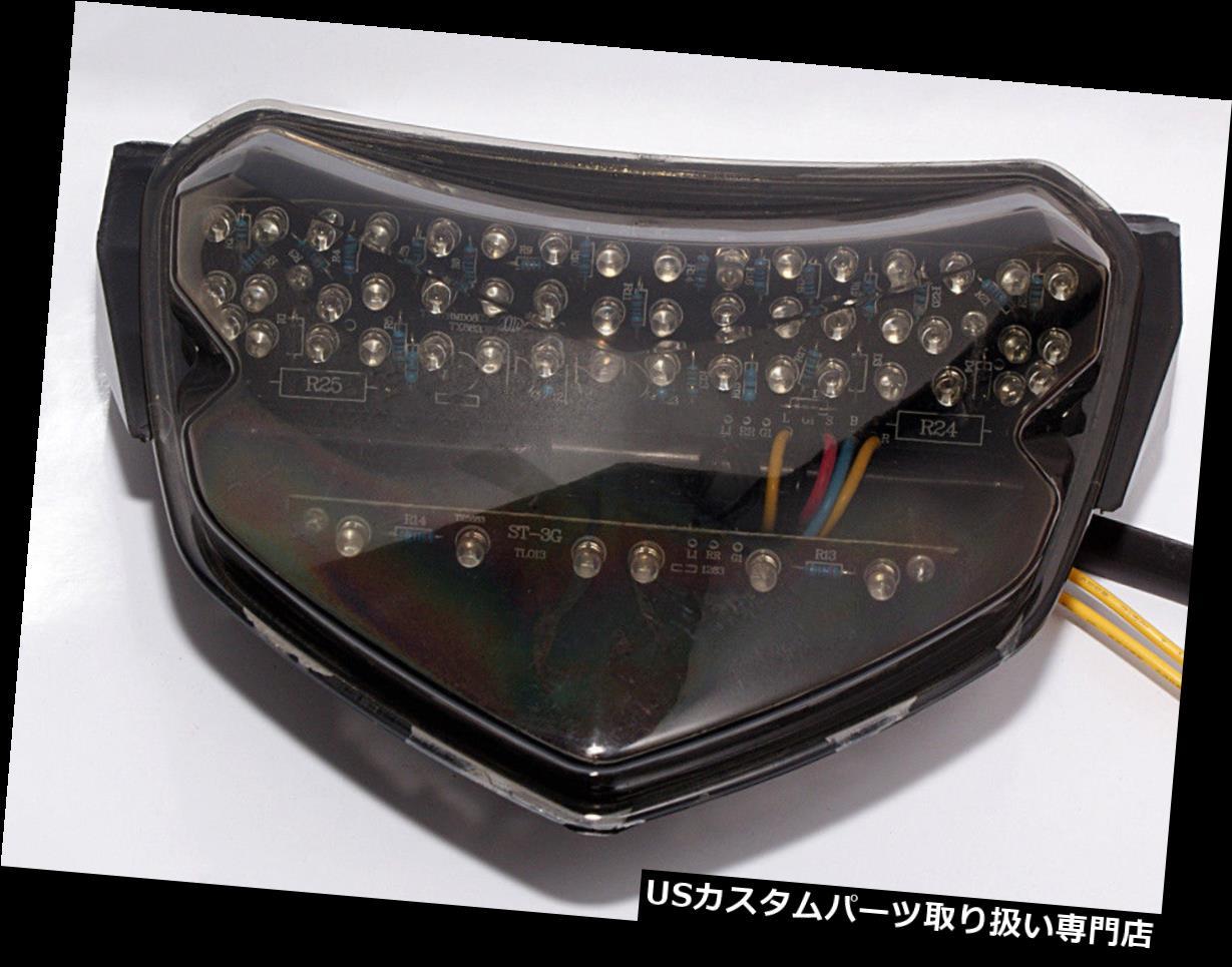 【70%OFF】 USテールライト スズキGSXR 600 GSX-R 750 2004-2005のための煙LEDブレーキテールライトターン信号 Smoke LED Brake Tail Light Turn Signals For Suzuki GSXR 600 GSX-R 750 2004-2005, 掛け軸の【ほなこて】 c8cc958d