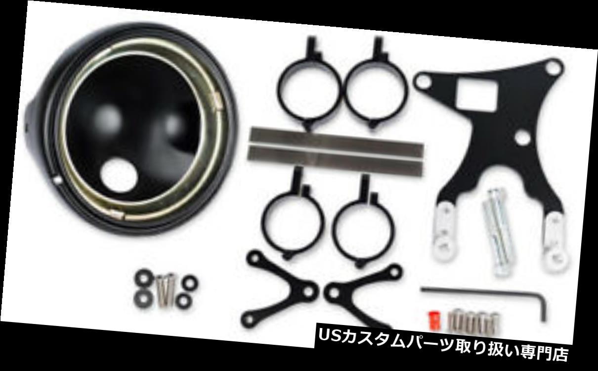 USヘッドライト ヘッドライト変換キット222 - TRIUMPH SPEED TRIPLE - J.W. スピーカー Headlight conversion kit 222 - TRIUMPH SPEED TRIPLE - J.W. Speaker .