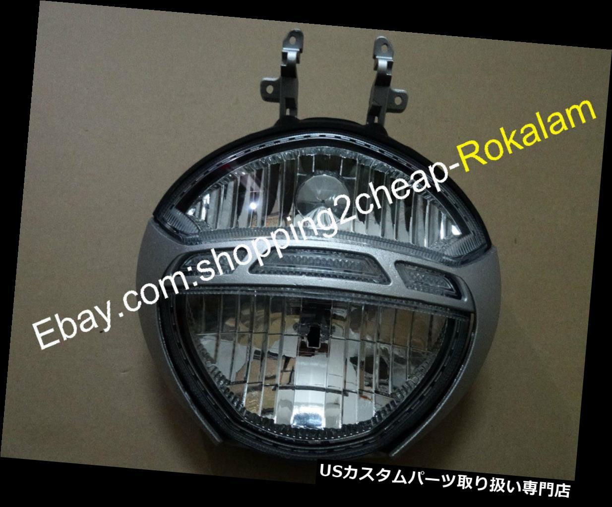 USヘッドライト ドゥカティのヘッドライトヘッドライト696 795 796 M1100 2009 2010 2011アフターマーケット部品 Headlight Headlamp For Ducati 696 795 796 M1100 2009 2010 2011 Aftermarket Parts