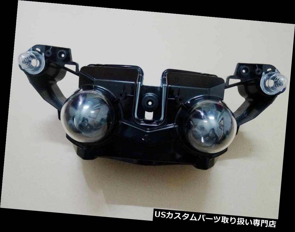 USヘッドライト 2009 2010年2011年ヤマハYZF - R1のための明確なフロントヘッドライトアセンブリヘッドランプライト Clear Front Headlight Assembly HeadLamp Light For 2009 2010 2011 Yamaha YZF-R1