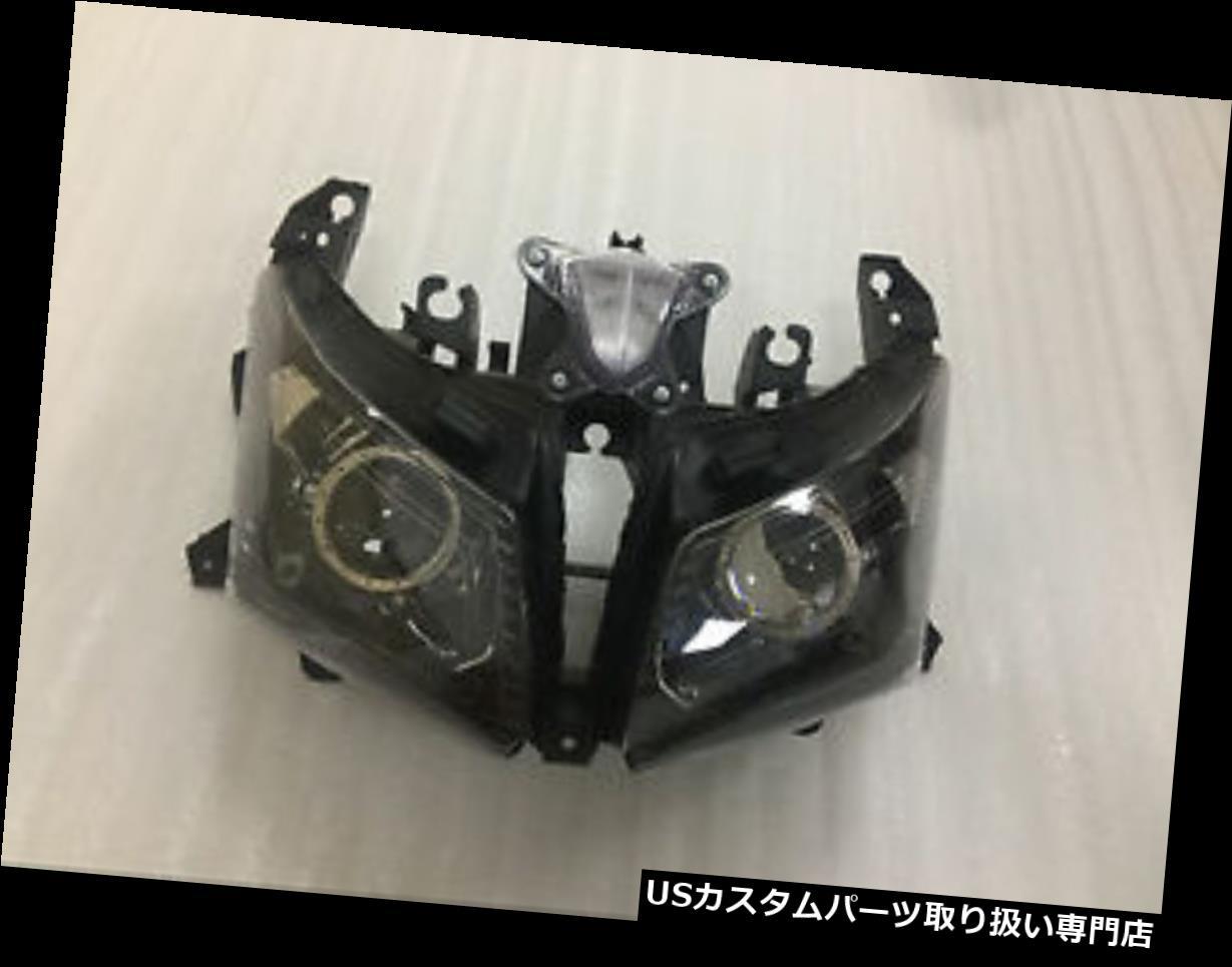 USヘッドライト ヤマハTMAX 530 2013 2014ヘッドライトに適合するUS STOCKフロントヘッドライトアセンブリNEW US STOCK Front Headlight Assembly fit for Yamaha TMAX 530 2013 2014 Headlamp NEW