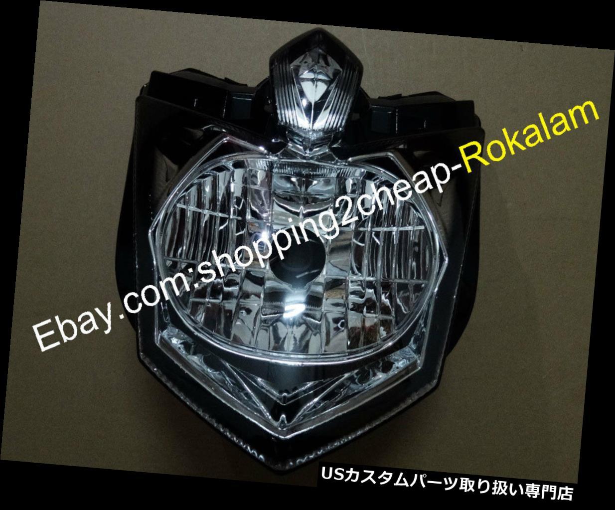 USヘッドライト ヤマハFZ6R FZ 6R 09 10 11 12 13 14 15フロントライト部品用ヘッドライトアセンブリ Headlight Assembly For Yamaha FZ6R FZ 6R 09 10 11 12 13 14 15 Front Light Parts