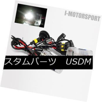 ヘッドライト 2x H13 Xenon HID 4300K Fog Light Blub Single Low Beam Replacement Pair US SELLER 2x H13キセノンHID 4300Kフォグライトシングルロービーム交換ペアUS SELLER