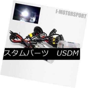 ヘッドライト 2x 9005 Xenon HID 6000K White Fog Light Blub Low Beam Replacement Pair US SELLER 2x 9005キセノンHID 6000Kホワイトフォグ電球ロービーム交換ペアUS SELLER