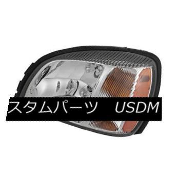 ヘッドライト Cadilla 00-05 Deville Clear Replacement Driver / Left Side Headlight Lamp キャデラック00-05デビルクリア交換用ドライバー/左サイドヘッドライトランプ