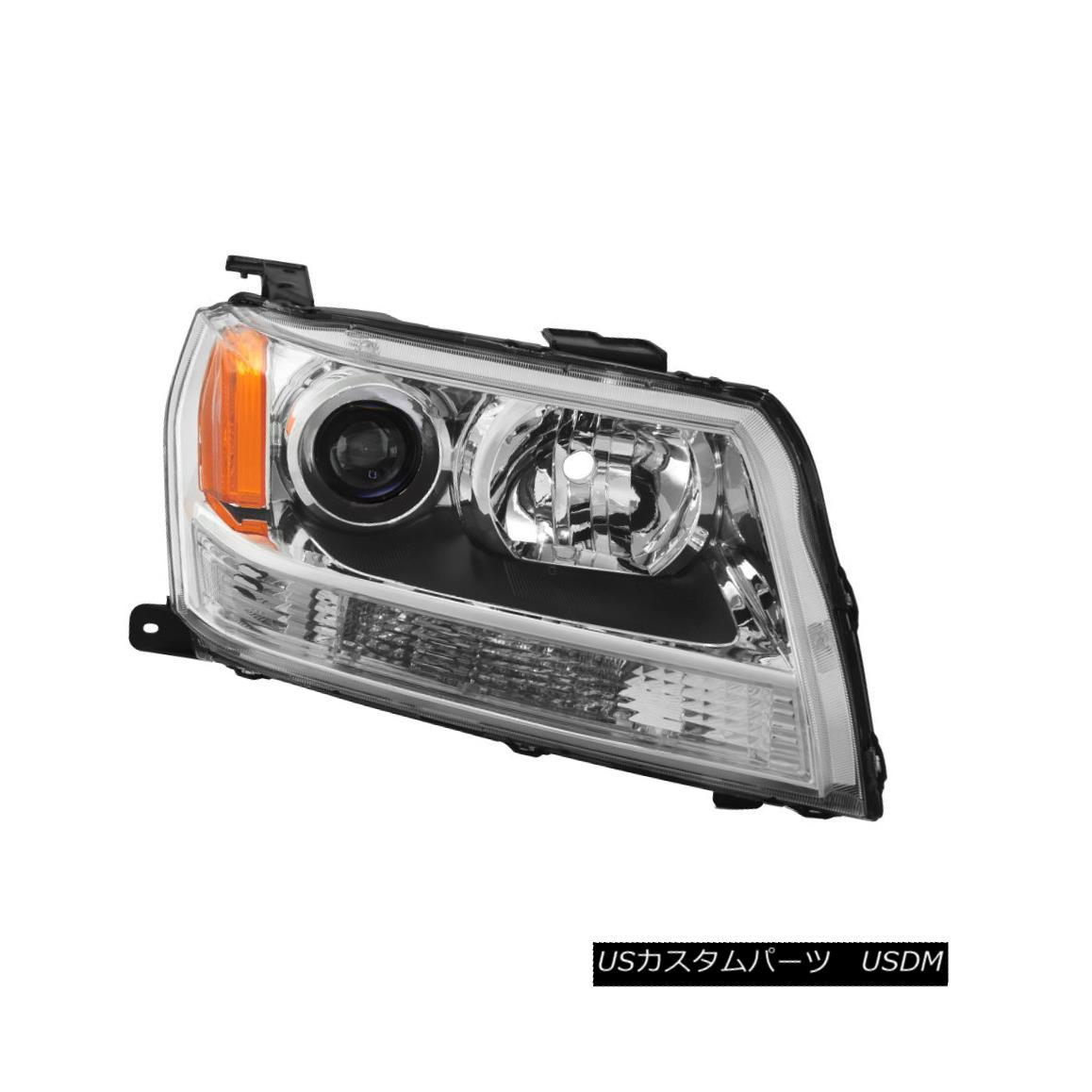 ヘッドライト Suzuki 06-08 Grand Vitara Replacement Headlight Passenger / Right Side Lamp スズキ06-08 Grand Vitaraの交換ヘッドライト乗客/右サイドランプ