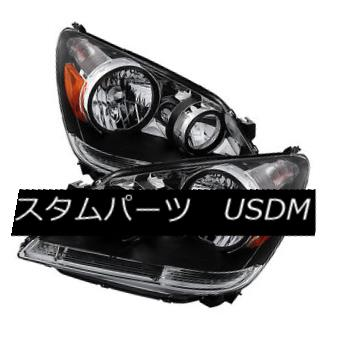 ヘッドライト Honda 05-07 Odyssey Chrome Housing Replacement Headlights LX EX EXL Touring ホンダ05-07オデッセイクロームハウジング交換ヘッドライトLX EX EXLツーリング