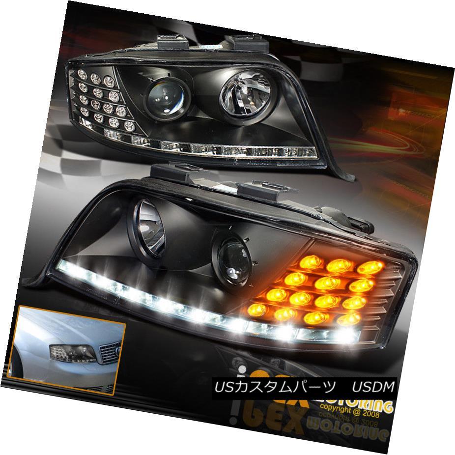 ヘッドライト 2002-2004 Audi A6
